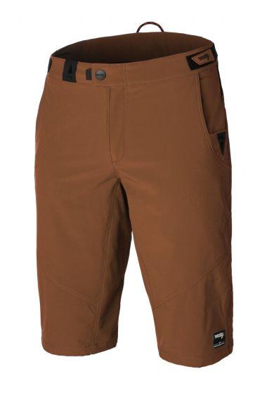 ElementStore - ROC LITE shorts brown front