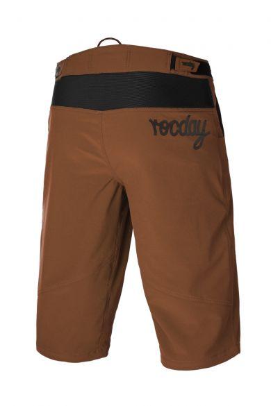 ElementStore - ROC LITE shorts brown rear