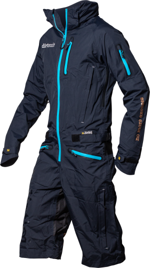 Dirtsuit Pro Edition Dark Blue