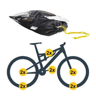 ElementStore - Bikeprotection zestaw rozbudowany