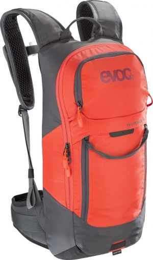 Evoc FR LITE RACE 10L plecak CARBON GREY/ORANGE