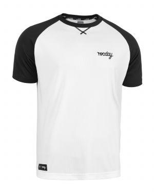 Koszulka PARK White Black