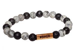 Bransoletka Biker