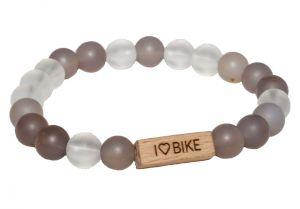 Bransoletka I Love Bike