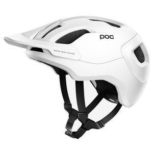 POC AXION SPIN White