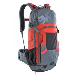 EVOC FR ENDURO 16l CARBON GREY/CHILLI RED 16L