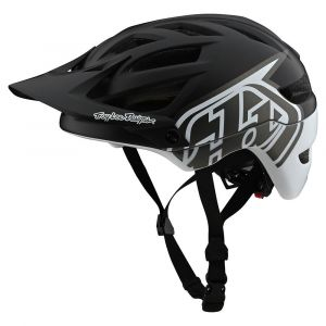 TLD Kask A1 Mips - Classic Black/White