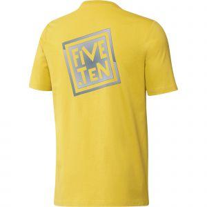 Koszulka FiveTen Logo Tee Hazyel