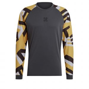 Koszulka rowerowa 5.10 TrailX L/S Grey