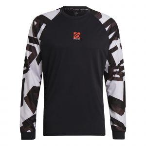 Koszulka rowerowa 5.10 TrailX L/S Black