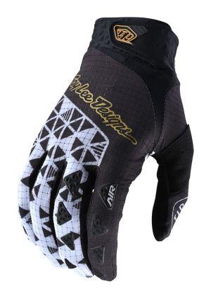 TLD Rękawiczki rowerowe Air - Wedge White/Black