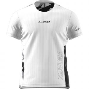 TERREX Parley Agravic Trail Running Pro White