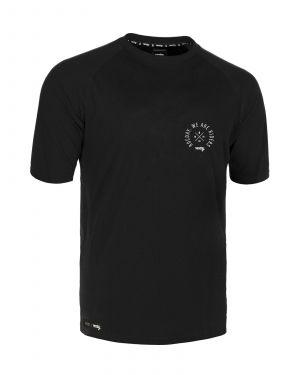 Bluza rowerowa Roost Black