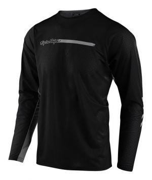 TLD Koszulka rowerowa Skyline Air LS - Channel Black